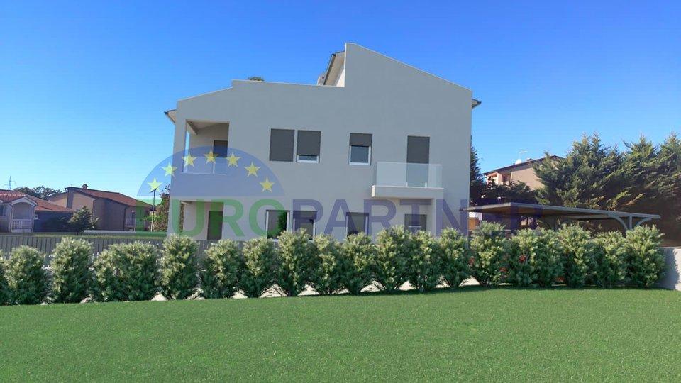 Novogradnja – dvojna kuća na dobroj lokaciji