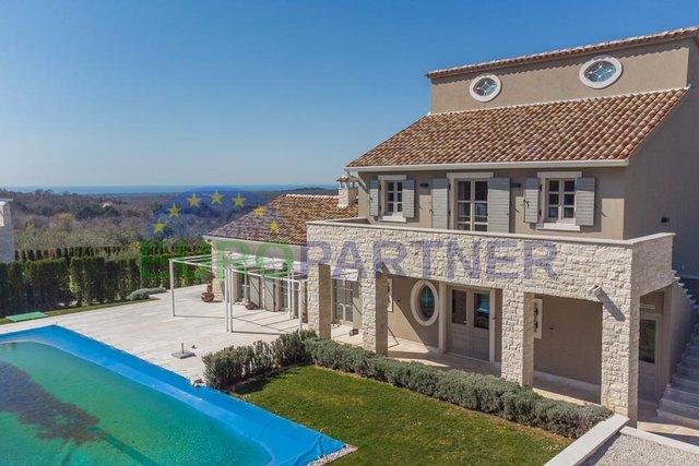 Luxusvilla im Herzen Istriens