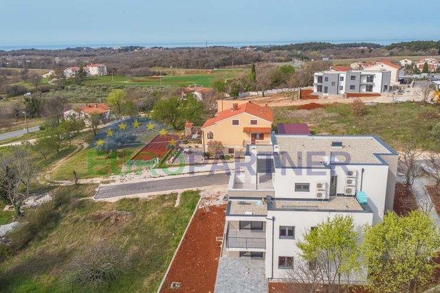 Moderni stan u novogradnji površine 97,50m2,Poreč