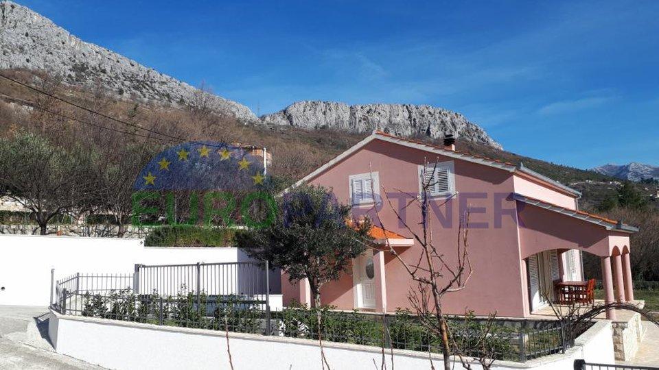 Kuća s prekrasnim pogledom na Split