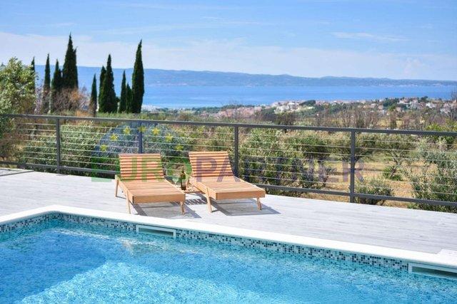 Vila sa prekrasnim pogledom nedaleko od Splita