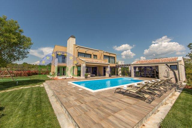 Luxury villa in the heart of Istria