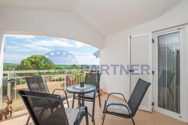 Porec, surroundings, Apartment with sea view