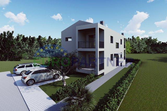 ISTRIA, Funtana, New building - TOP OPPORTUNITY