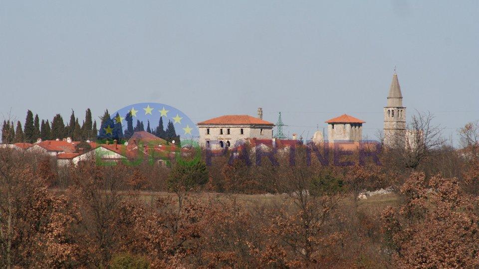 Attraktives Bauland, zwischen Pula und Rovinj