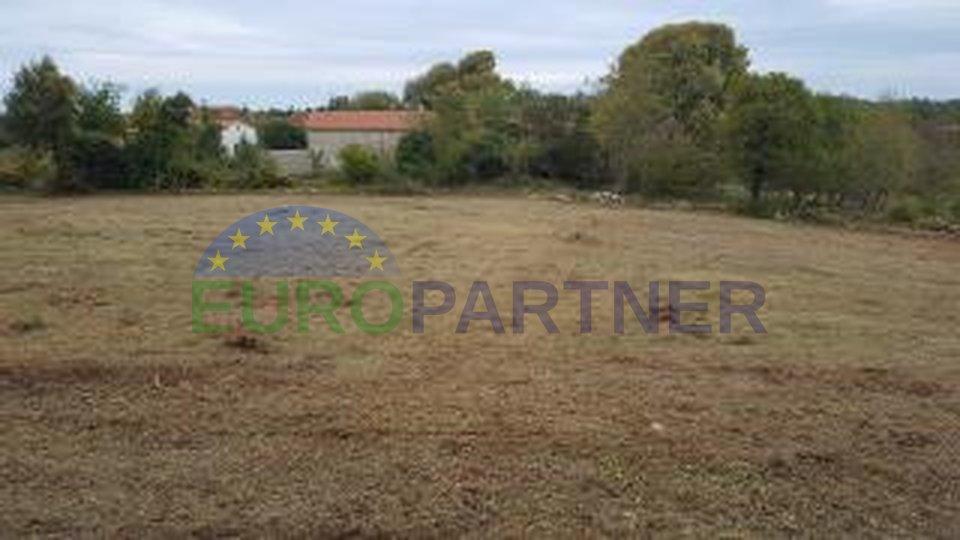 Attraktives Land im Herzen Istriens, in der Nähe von Žminj
