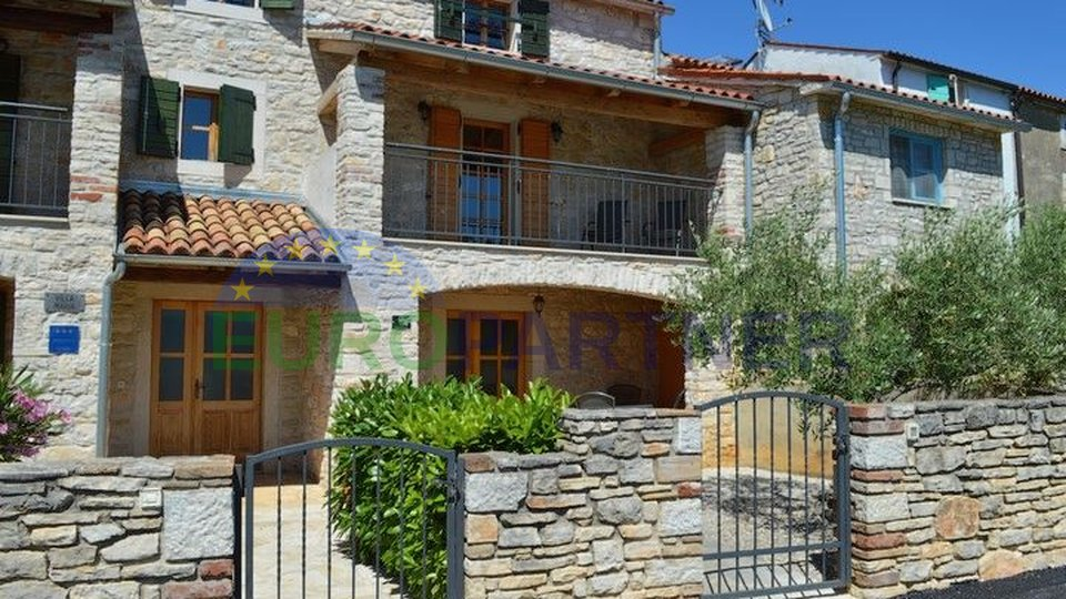 Nearby Poreč - charming stone house, completely renovated!