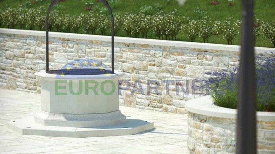Terreno edificabile in posizione più bella dell'Istria