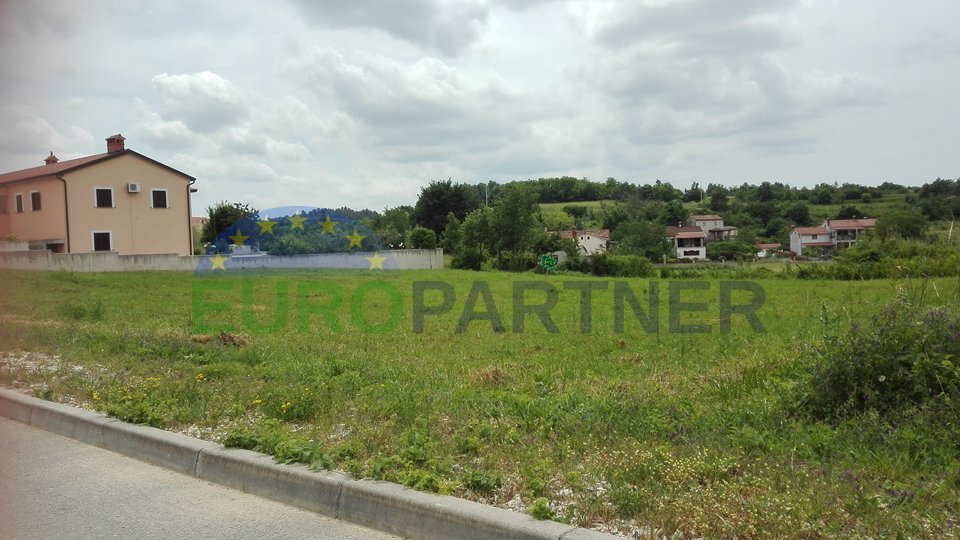 Three beautiful building lots in Vižinada