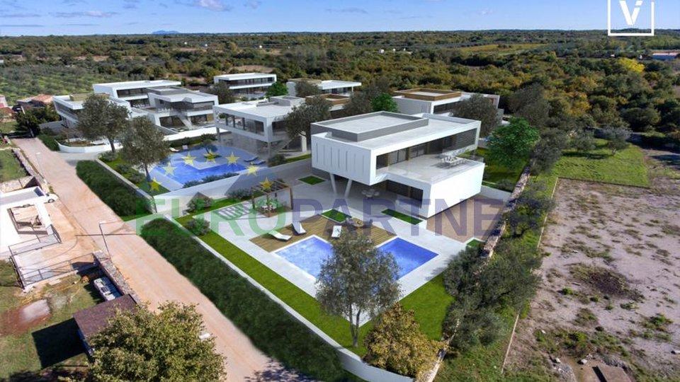 A unique villa of modern architecture in the heart of Istria