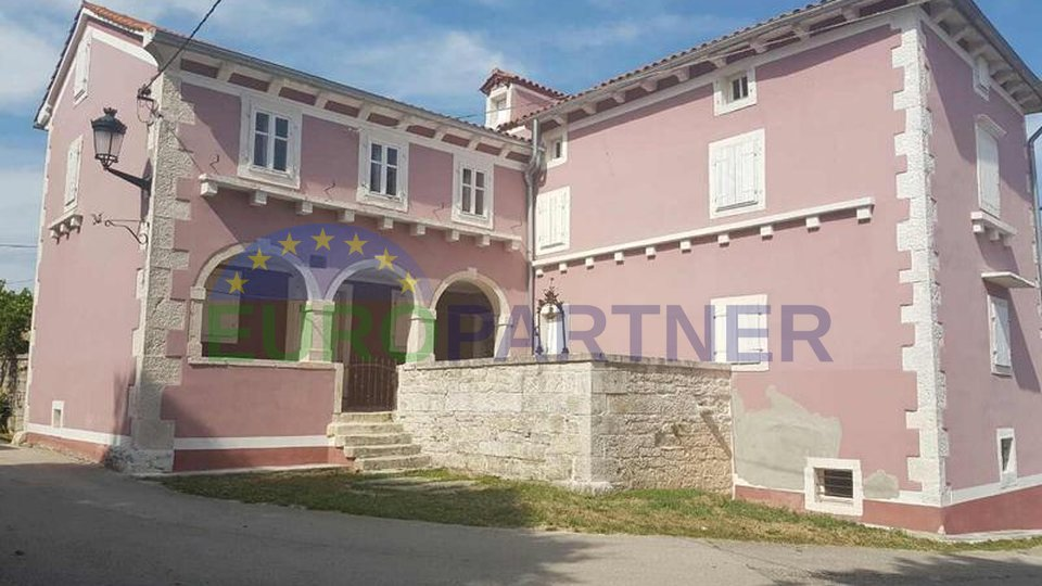 Historic Istrian villa in the heart of Istria